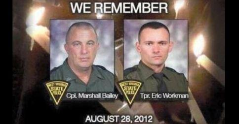 We remember Cpl. Marshall Bailey and Tpr. Eric Workman on August 28.